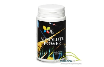 Euniké Absolute Power (vitaminy A + B + C) 60 tobolek