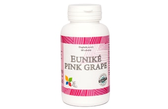 Euniké Pink Grape (60 tobolek)